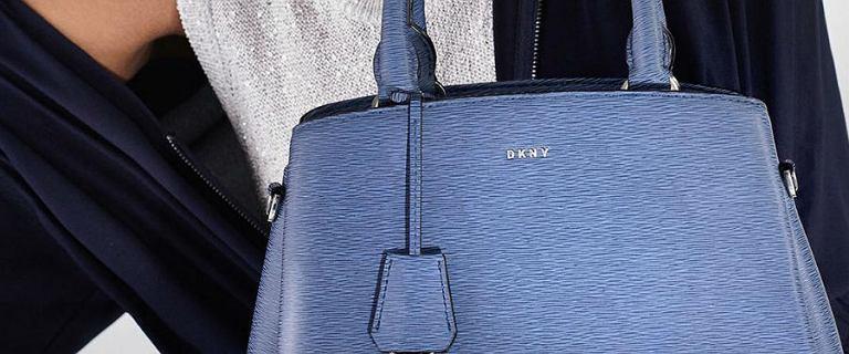 Ekskluzywne torebki marki DKNY. Wybrałyśmy modele, które pasują do jesiennych płaszczy i kurtek!