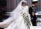 Najbardziej pożądane suknie ślubne gwiazd. Kreacja księżnej Diany daleko za podium [RANKING]