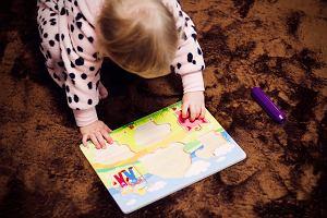Puzzle dla dzieci - od kiedy zacząć zabawę i jakie puzzle kupić?