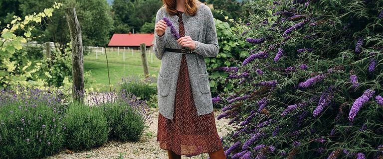 Ten kardigan polskiej marki to idealna propozycja na jesień. TOP 6 eleganckich modeli w dobrej cenie