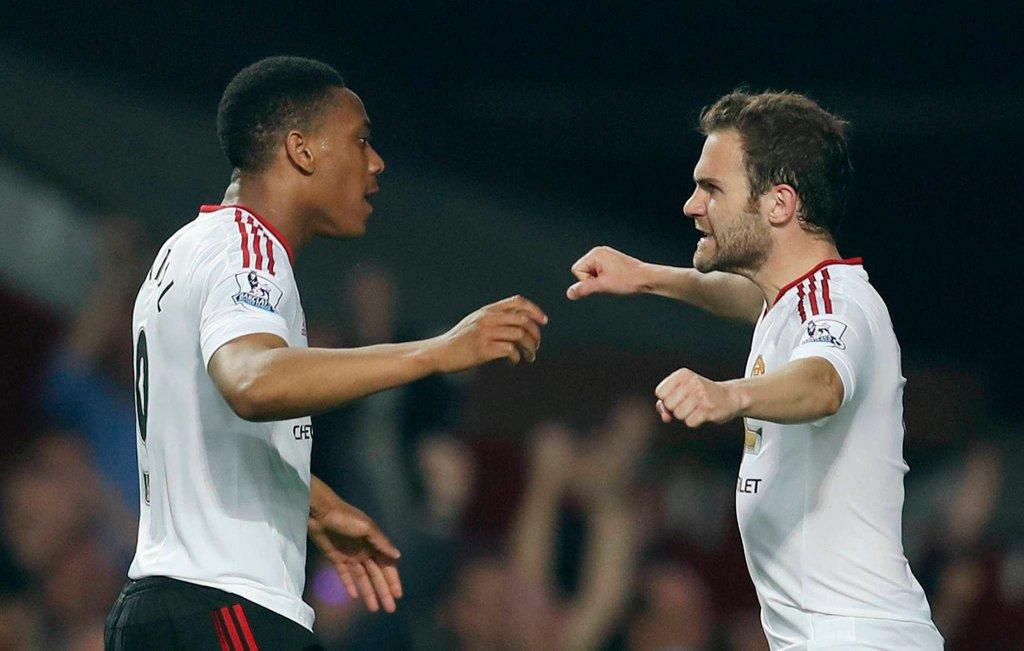 West Ham - Manchester United 3:2