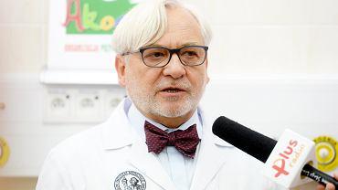 Prof. Maksymowicz odchodzi z PiS.