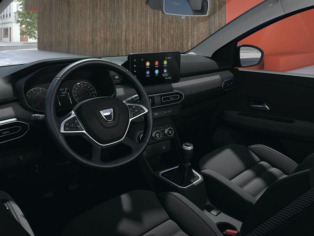 Dacia Sandero i Logan 2020