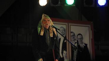 Bohdan Smoleń na przeglądzie kabaretów w 2006 r. w Opolu