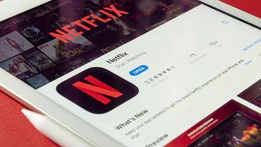 Netflix - zdjęcie ilustracyjne
