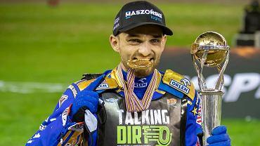 Bartosz Zmarzlik, dwukrotny mistrz świata na żużlu