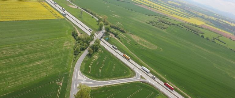 Będzie rozbudowa A4 na odcinku 100 km. Trzy warianty do analizy