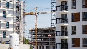 Budowa nowych mieszkań (zdjęcie ilustracyjne)