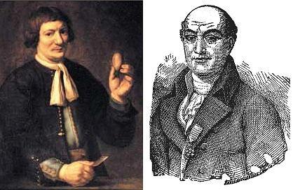 Jan de Doot, według przekazów, sam usunął sobie kamień z pęcherza moczowego. Jean Civiale był chirurgiem, który uwolnił od tego problemu wielu pacjentów bezkrwawą i mało bolesną metodą