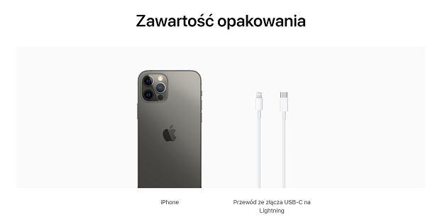 Apple - zestaw iPhone 12