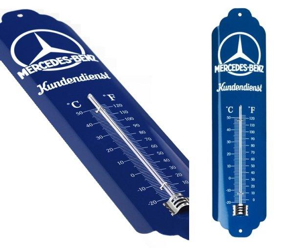Termometr Mercedes