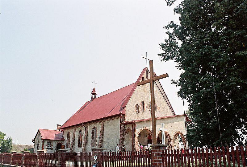 Parafia św. Antoniego w Dyniskach