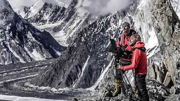 Plan zdjęciowy filmu 'Broad Peak'