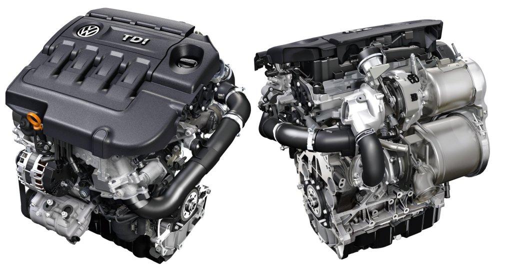 Silnik TDI EA288