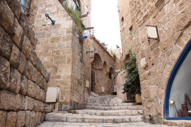 Jedną z najbardziej urokliwych dzielnic Tel Awiwu jest starożytna Jafa, fot. Joshua Haviv / shutterstock.com