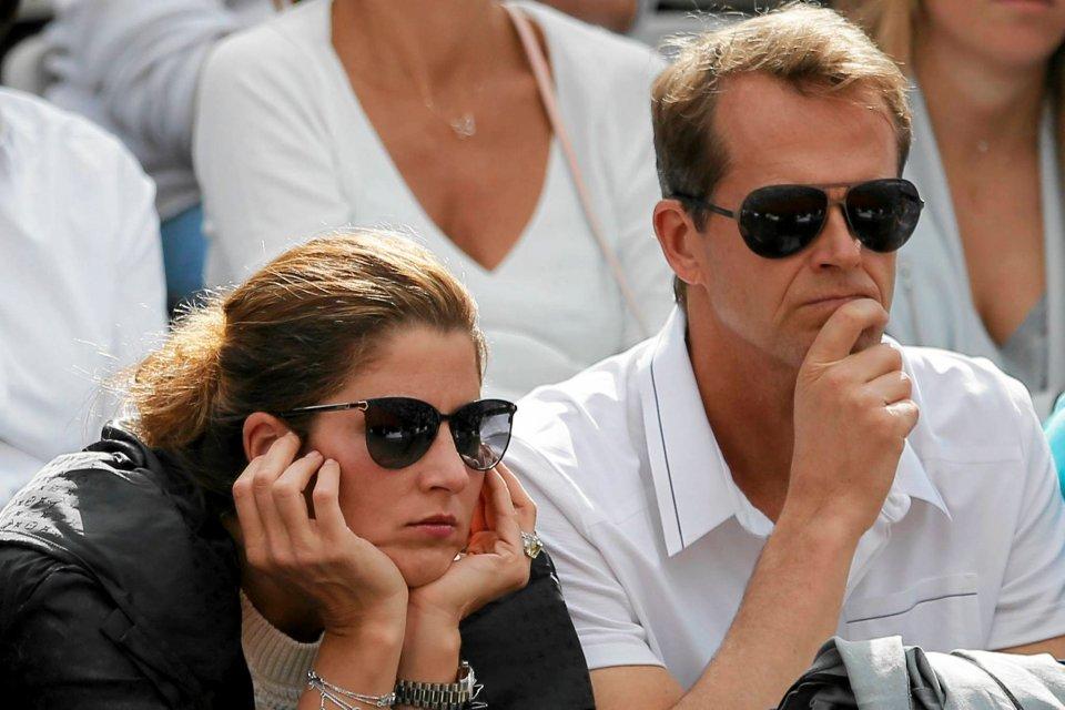 Zdjęcie numer 20 w galerii - Roland Garros. Zlatan Ibrahimović, Hugh Grant... Kto jeszcze odwiedził korty? [ZDJĘCIA]