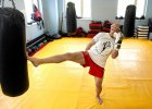 Marcin Tomczyk, mistrz świata w Muay Thai odsyła futro do historii [WIDEO]