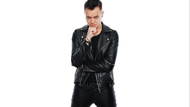 Krzysiek Sokołowski, lider Nocnego Kochanka