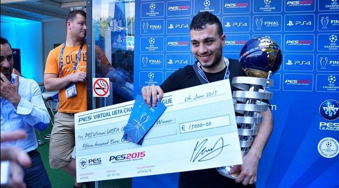 Mistrzem świata został reprezentant Francji (nick: Usmakabyle)