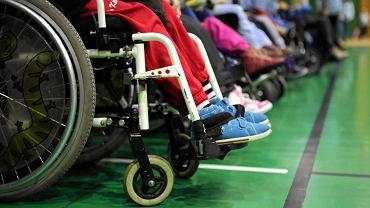 Dzieci niepełnosprawne/Zdjęcie ilustracyjne