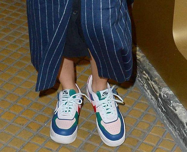 buty Aleksandry Kwaśniewskiej