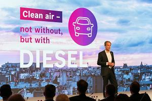 Bosch uratuje silniki Diesla. Przełomowa technologia niemieckiego koncernu