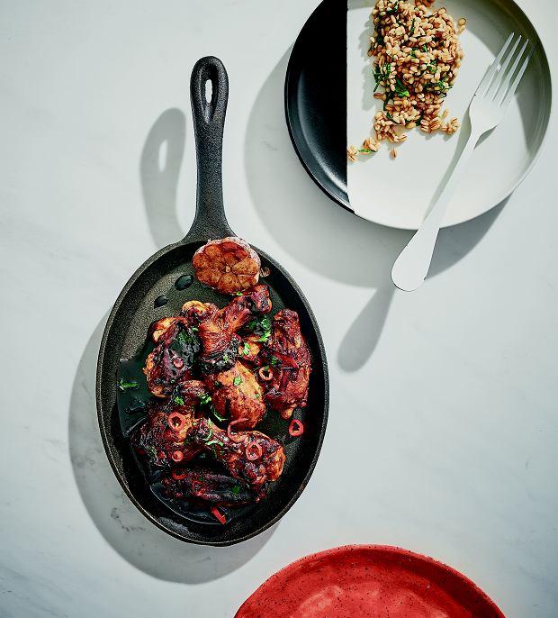Pikantny kurczak - bardzo prosty przepis
