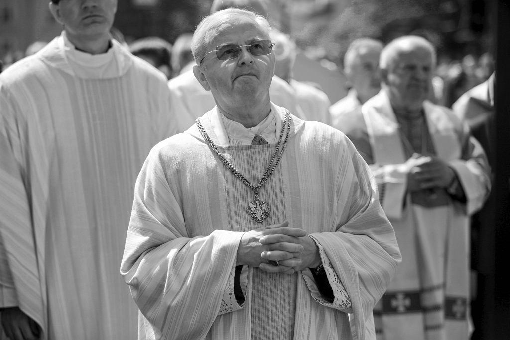 Ksiądz Zdzisław Sochacki