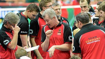 Trener reprezentacji Niemiec Vital Heynen