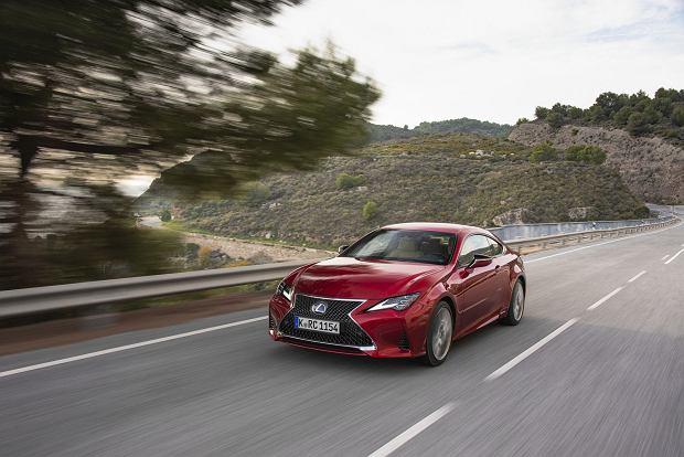 Nowy Lexus RC