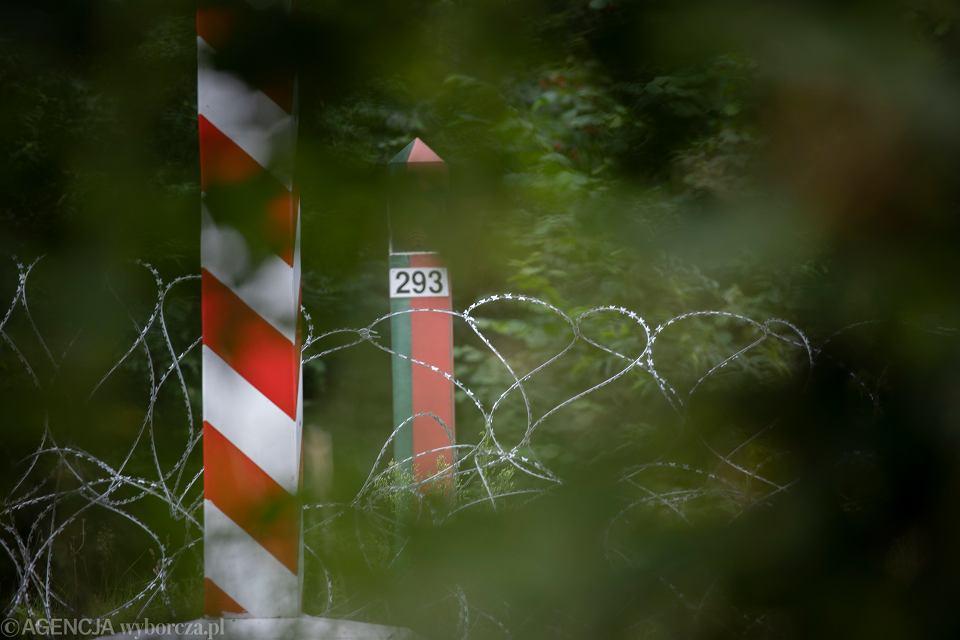 Stan wyjątkowy. Granica polsko-białoruska
