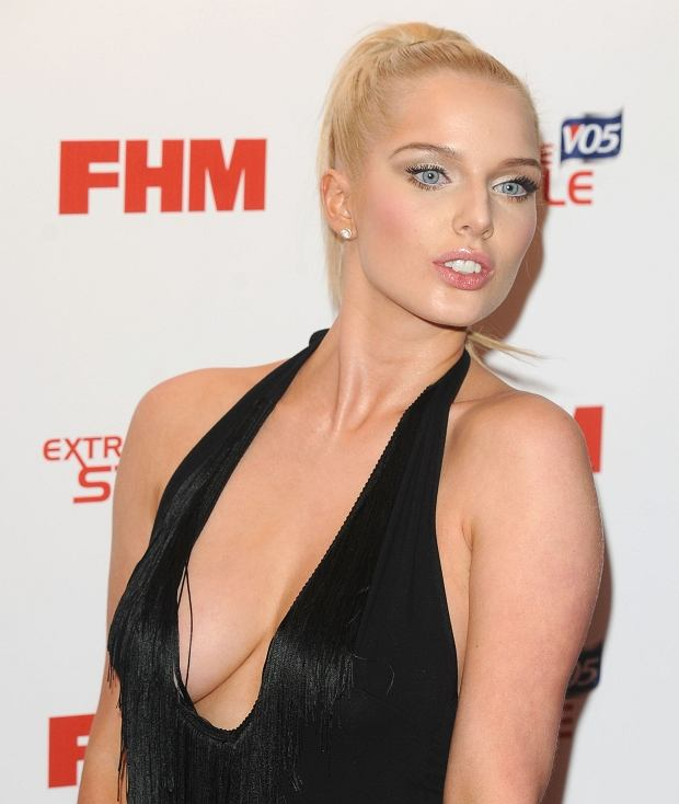 Photo Must Be Credited ?Kate Green/Alpha Press 077119 01/05/2013 Helen Flanagan FHM 100 Sexiest Women In The World Party held at the Sanderson Hotel in London