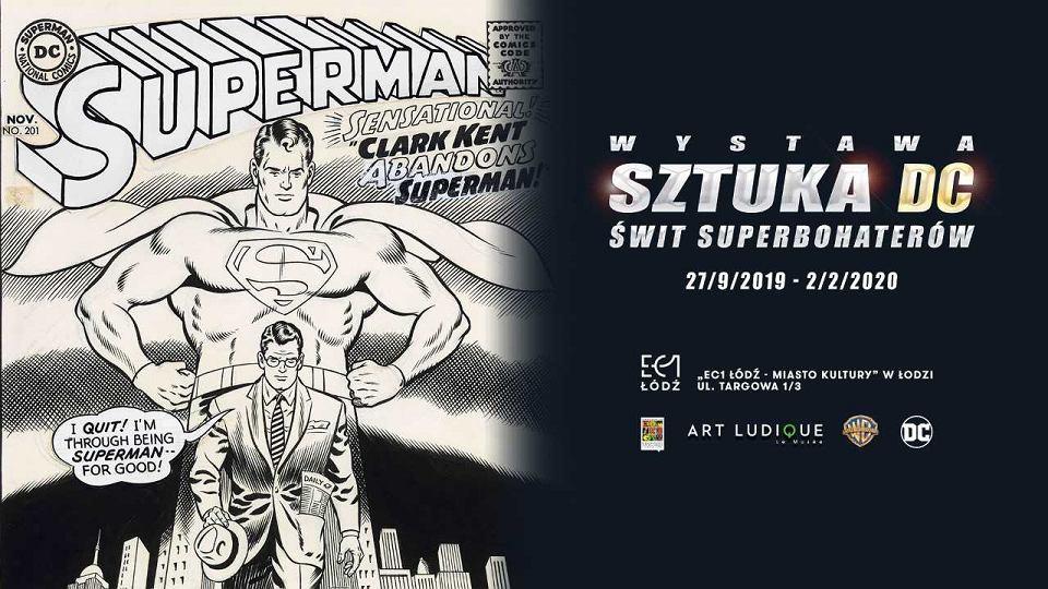 Wonder Woman i Superman w Łodzi. Niezwykła wystawa o superbohaterach ... 3c72064b46