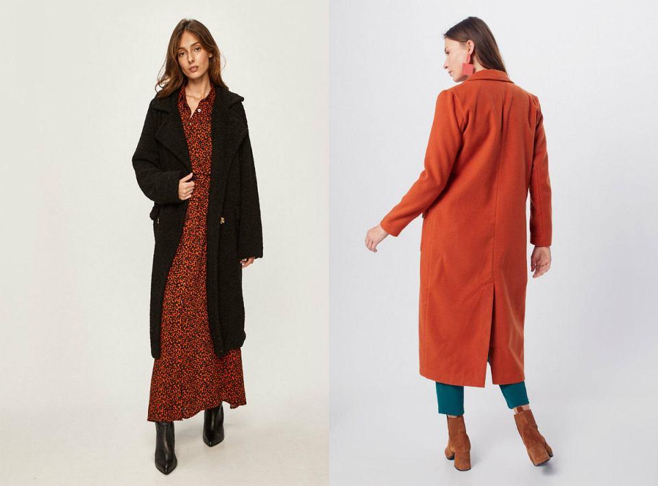 Eleganckie płaszcze na zimę