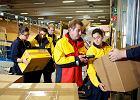 Deutsche Post rekrutuje w Polsce setki kurierów do pracy w Niemczech