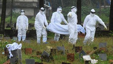Indie zagrożone epidemią wirusa Nipah. Umiera nawet 75 proc. zakażonych