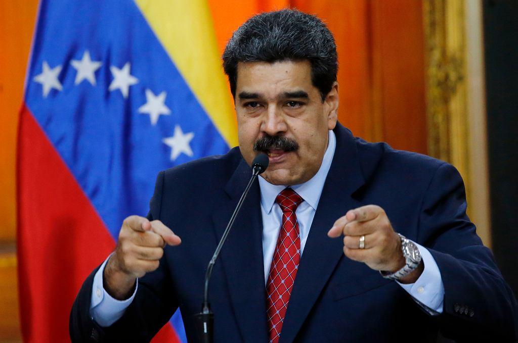 Wenezuela. Nicolas Maduro
