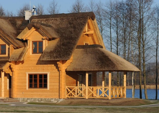 Dom Roberta i Anny Lewandowskich