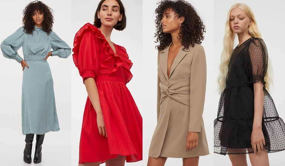 H&M Black Friday: sukienki