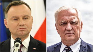 Andrzej Duda i Jarosław Gowin