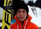 """Skoki narciarskie. Paweł Wąsek zaskoczony decyzją Horngachera. """"Posprzedawałem motory, została tylko siatkówka na rozgrzewce"""""""