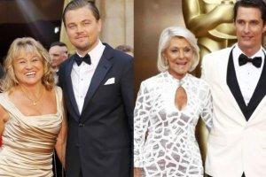 Leonardo DiCaprio, Irmelin DiCaprio, Mary Kathleen Kay McCabe, Matthew McConaughey