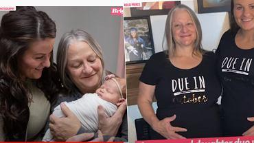 Mama i córka urodziły siostry w odstępie kilku tygodni
