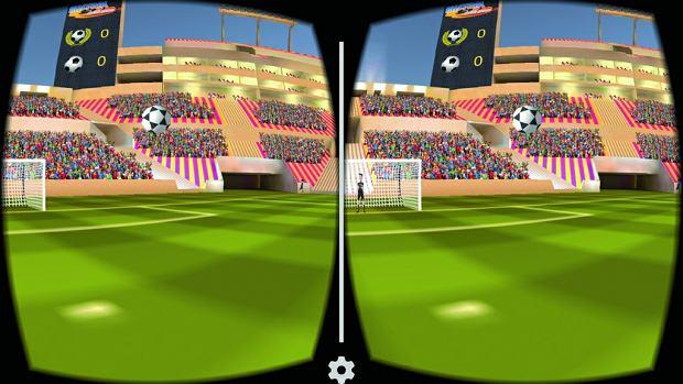 Aplikacje VR