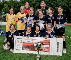 UKS Orzeł 2010 Women PZZ Wałcz