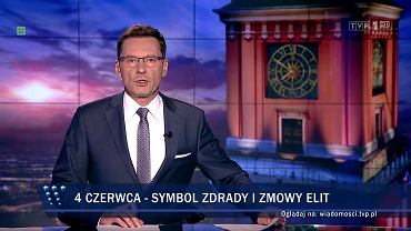 Wiadomości TVP 1, 4.06.2018 r., 19.30