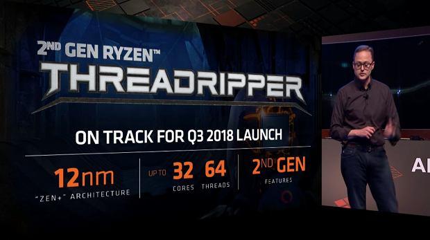 AMD Computex 2018