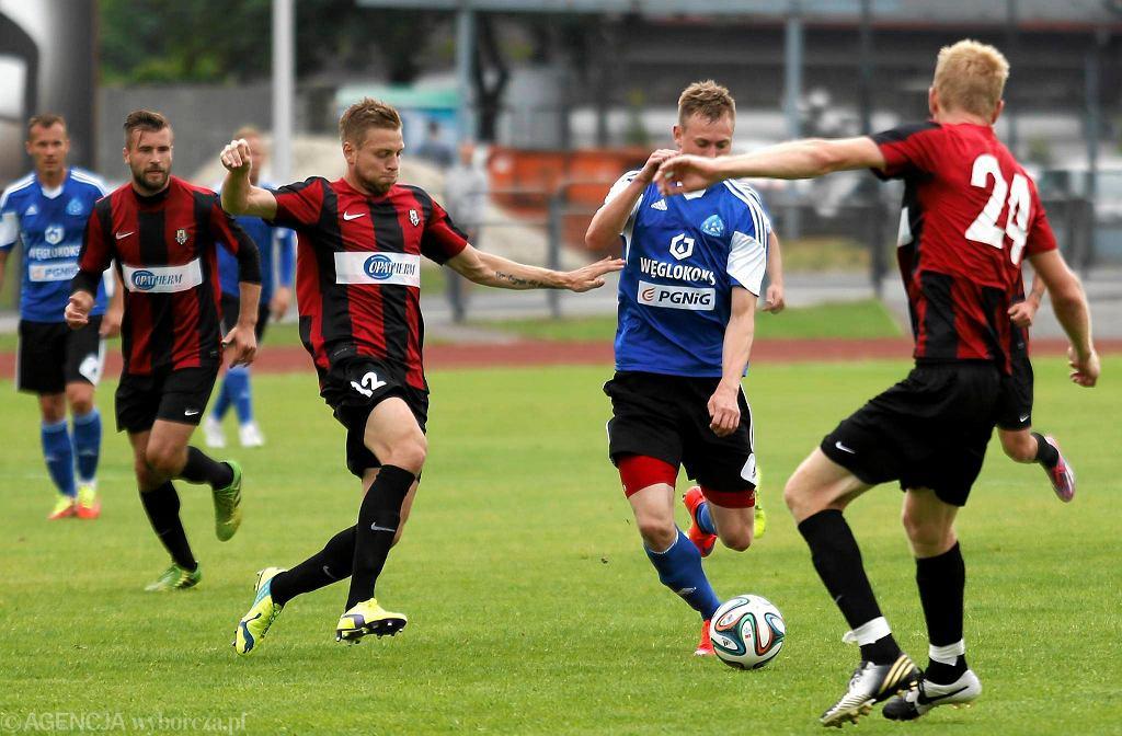 Chorzów. Ruch - Slezsky FC Opawa 0:2