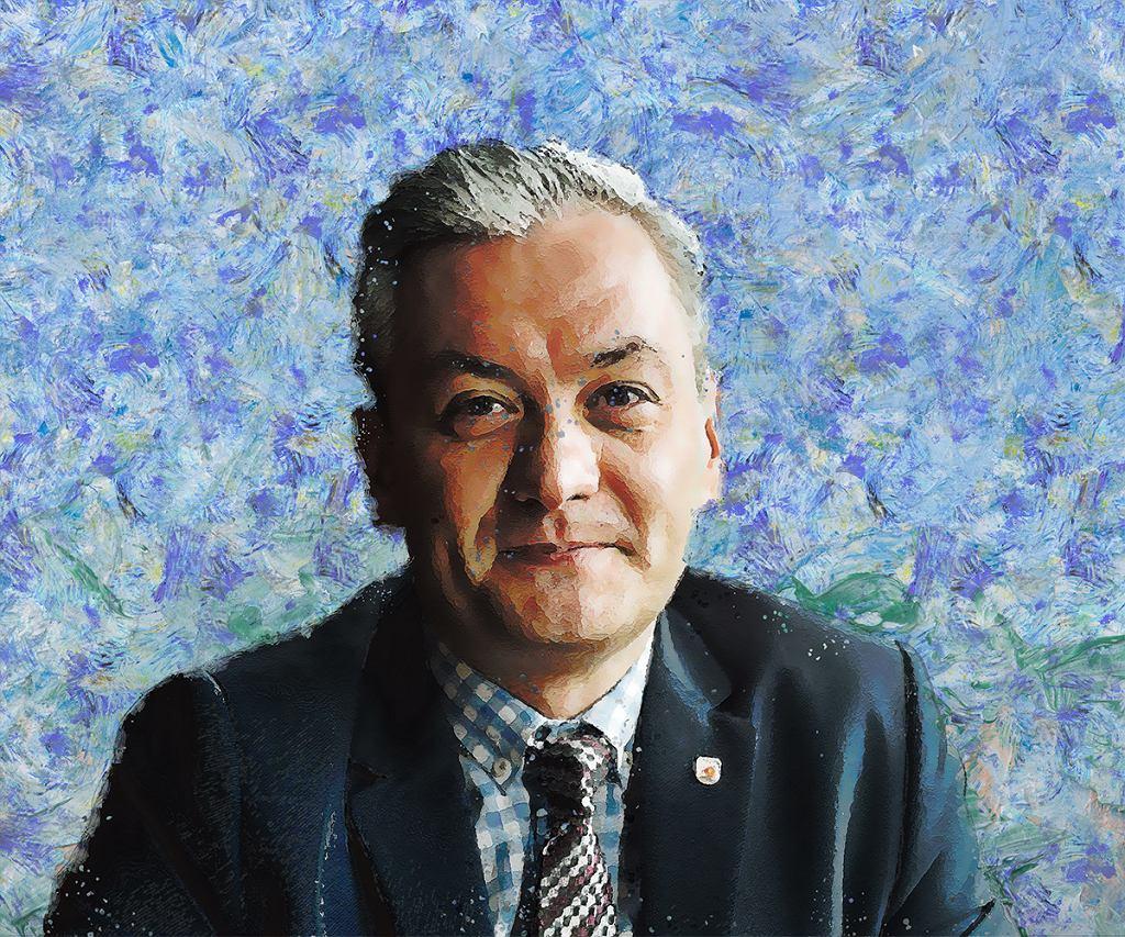 Na zdjęciu: Robert Biedroń
