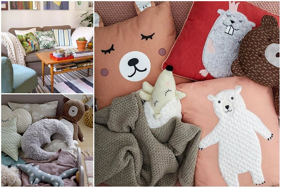Poduszki Dekoracyjne Idealne Do Sypialni Salonu I Pokoju